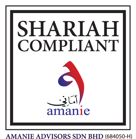 Sijil Patuh Syariah oleh Amanie Advisor