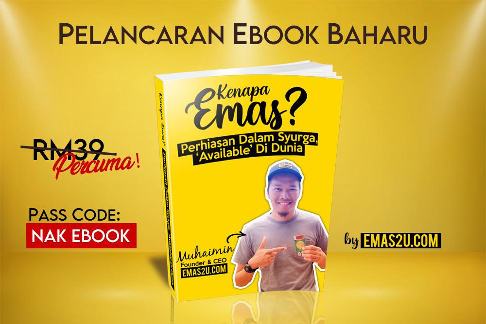 Ebook Kenapa Emas