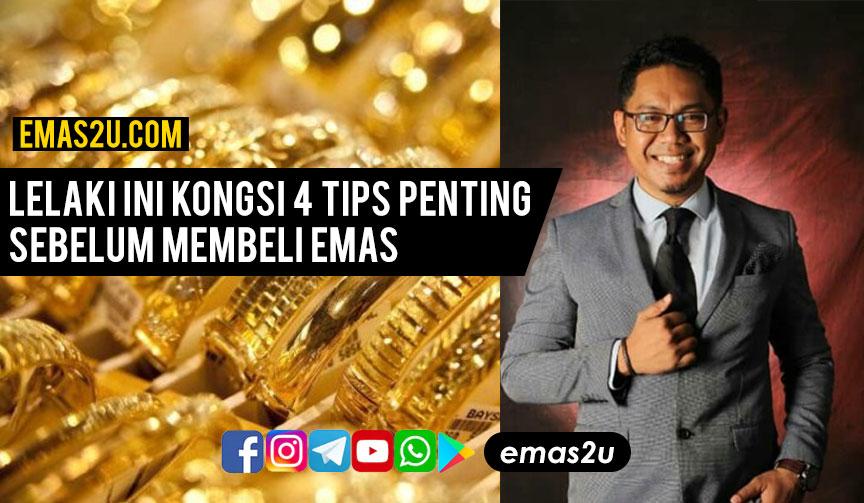 tips beli emas