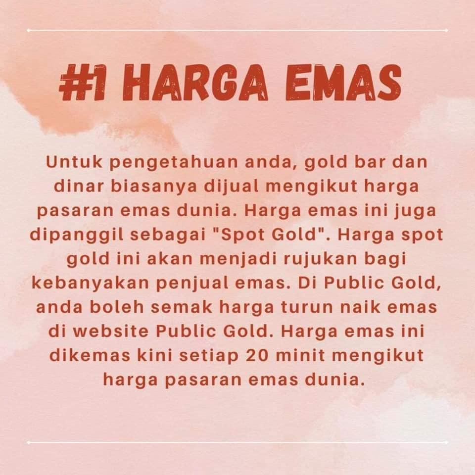5 Kriteria Penting Sebelum Beli Emas
