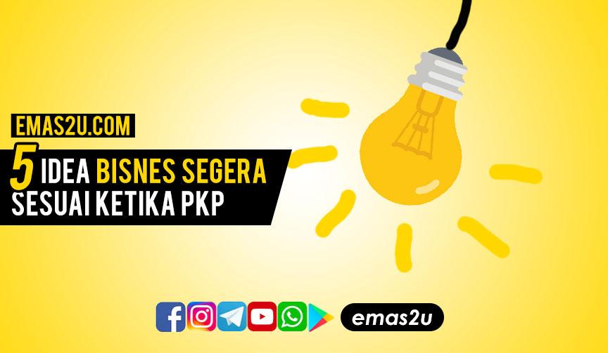 idea bisnes pkp